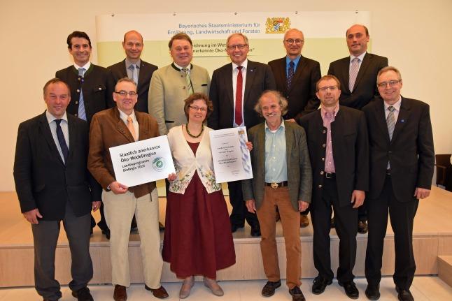 Landkreis Oberallgäu und Stadt Kempten wurden zur Ökomodellregion ausgewählt